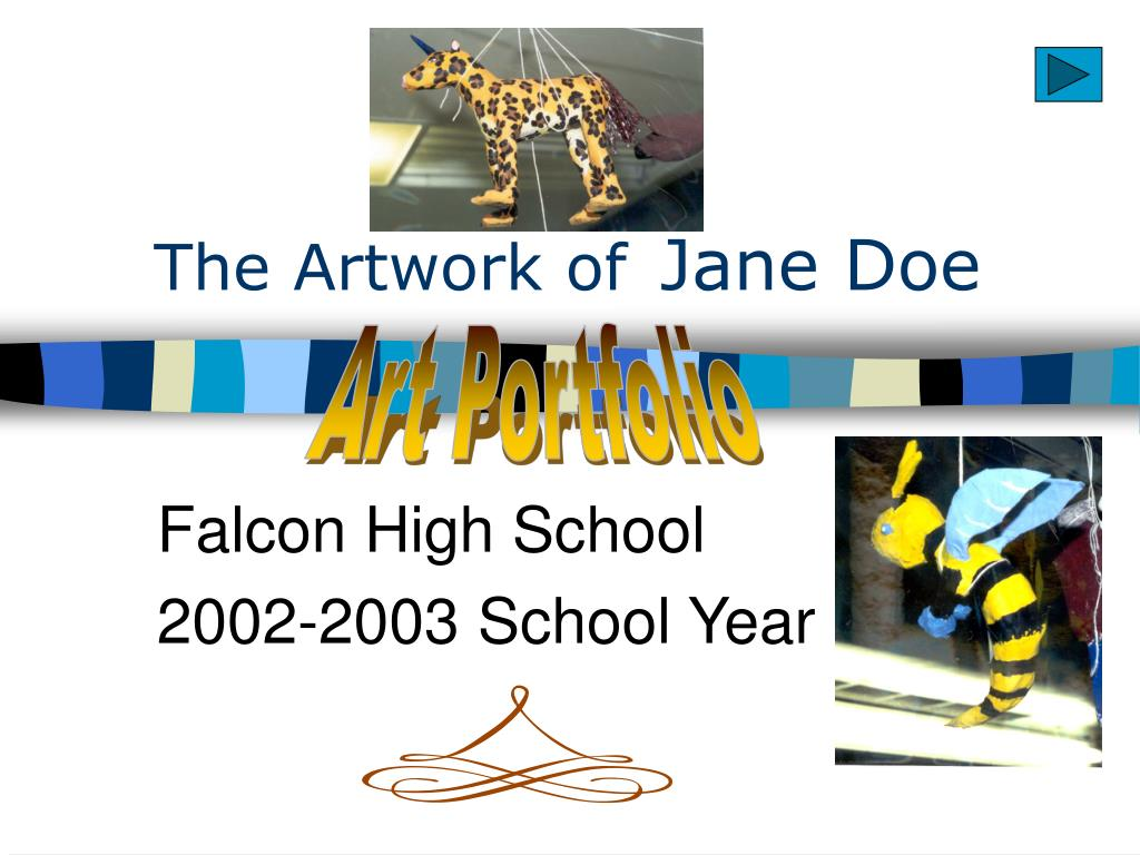 the artwork of jane doe l.