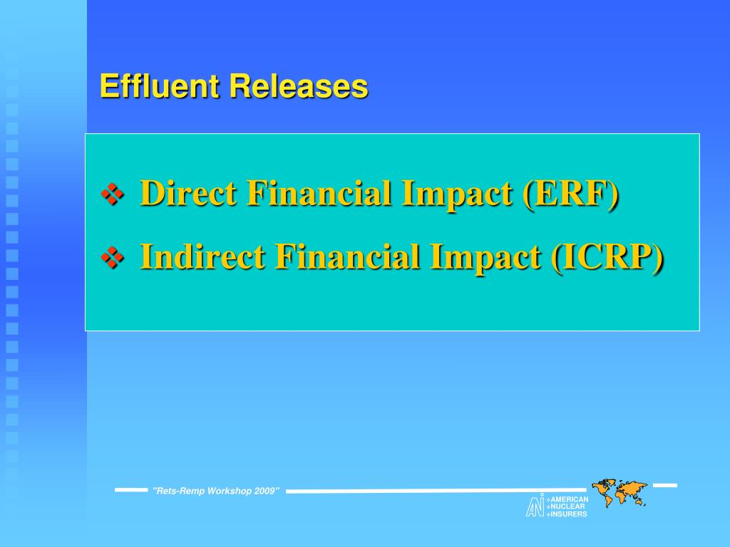 Effluent Releases