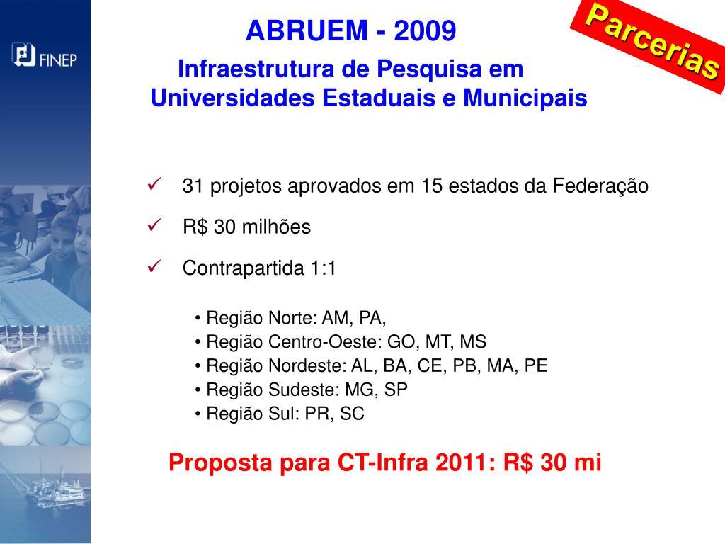 ABRUEM - 2009