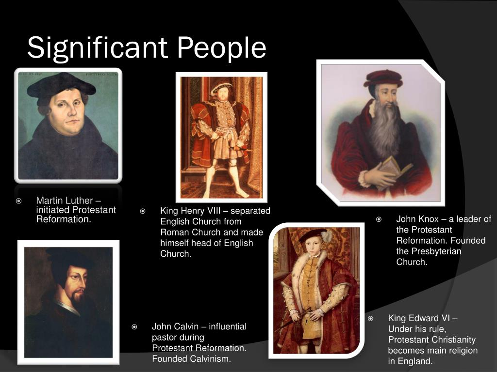 Significant People