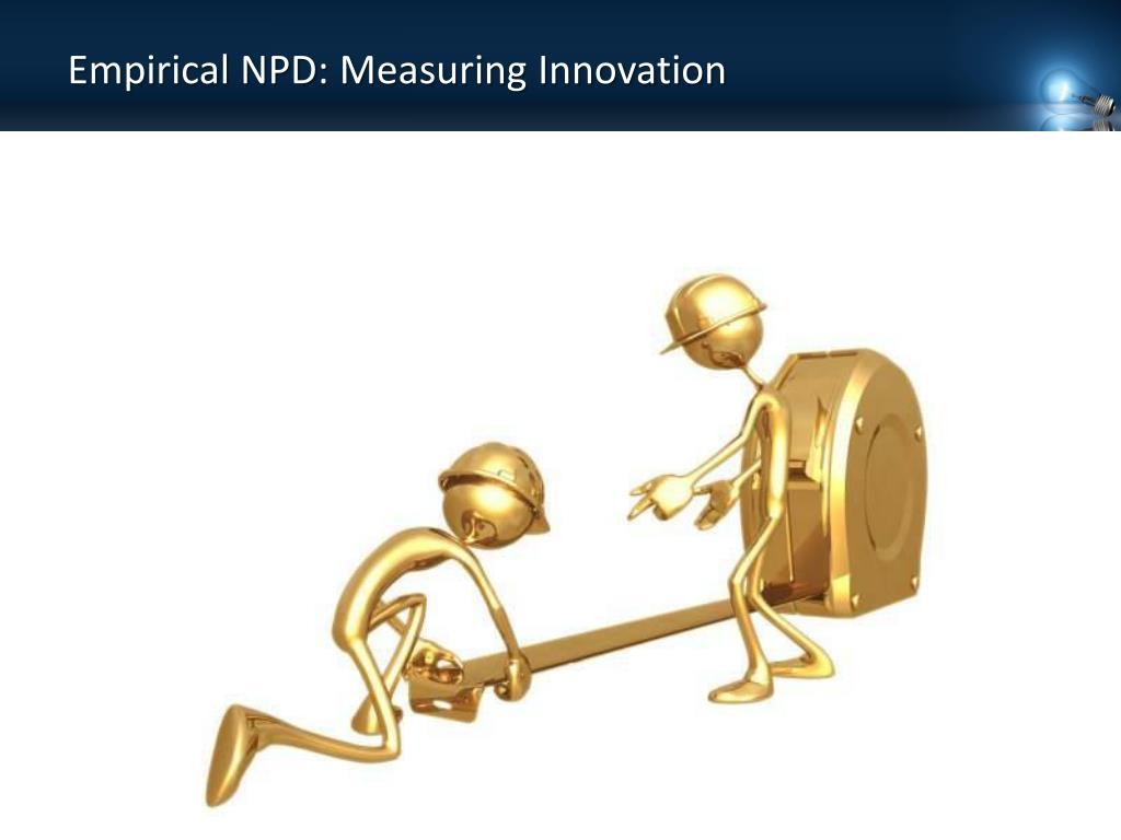 Empirical NPD: