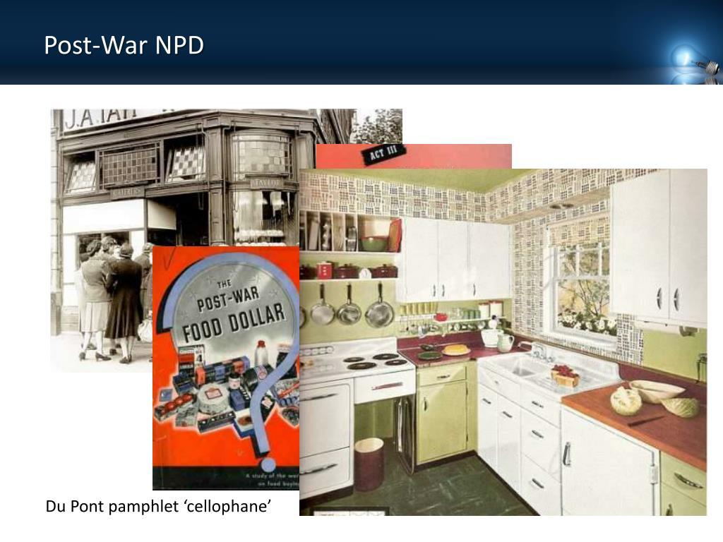 Post-War NPD