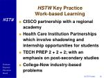 hstw key practice work based learning16