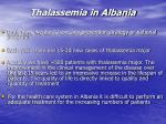 thalassemia in albania16