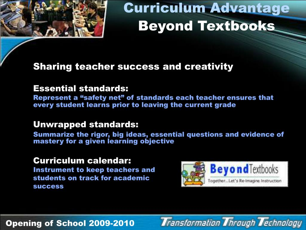 Curriculum Advantage