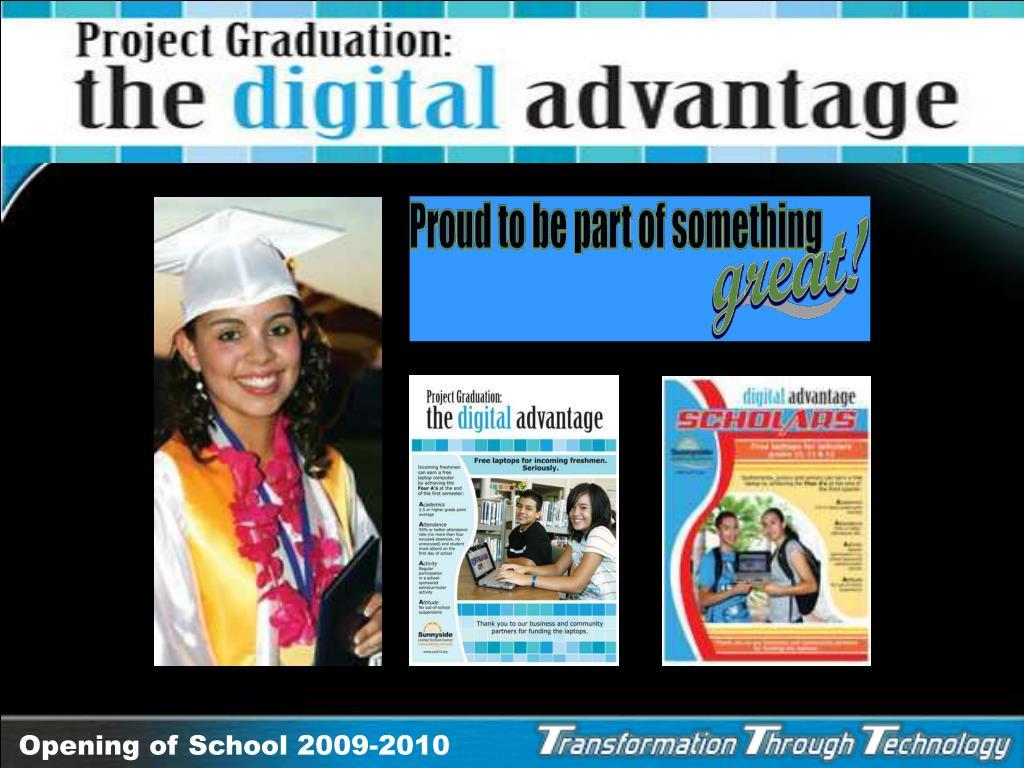 Project Graduation: