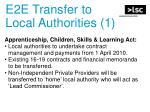 e2e transfer to local authorities 1