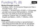 funding fl 8