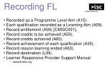 recording fl