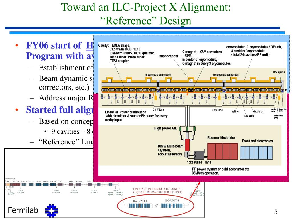 Toward an ILC-Project X Alignment: