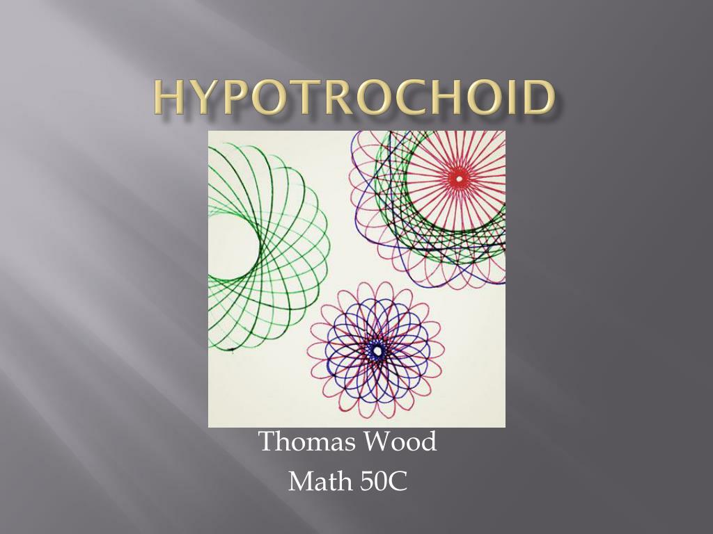 hypotrochoid l.