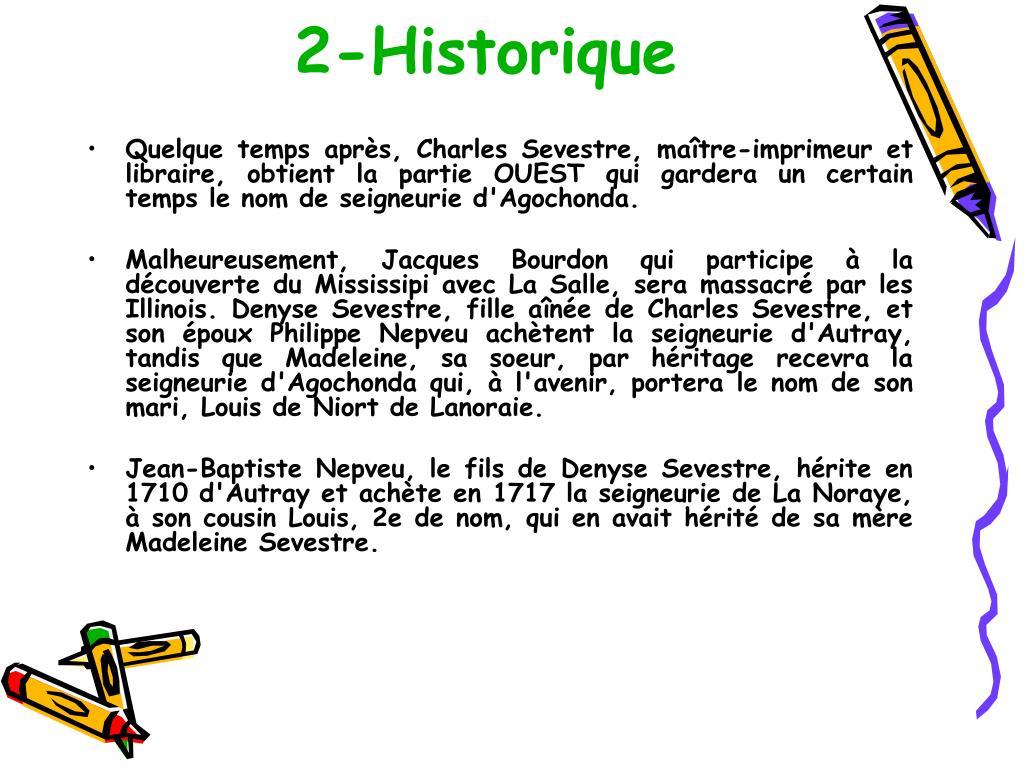 2-Historique