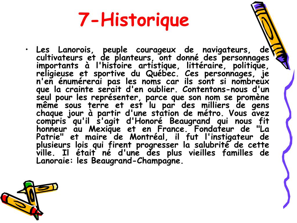 7-Historique