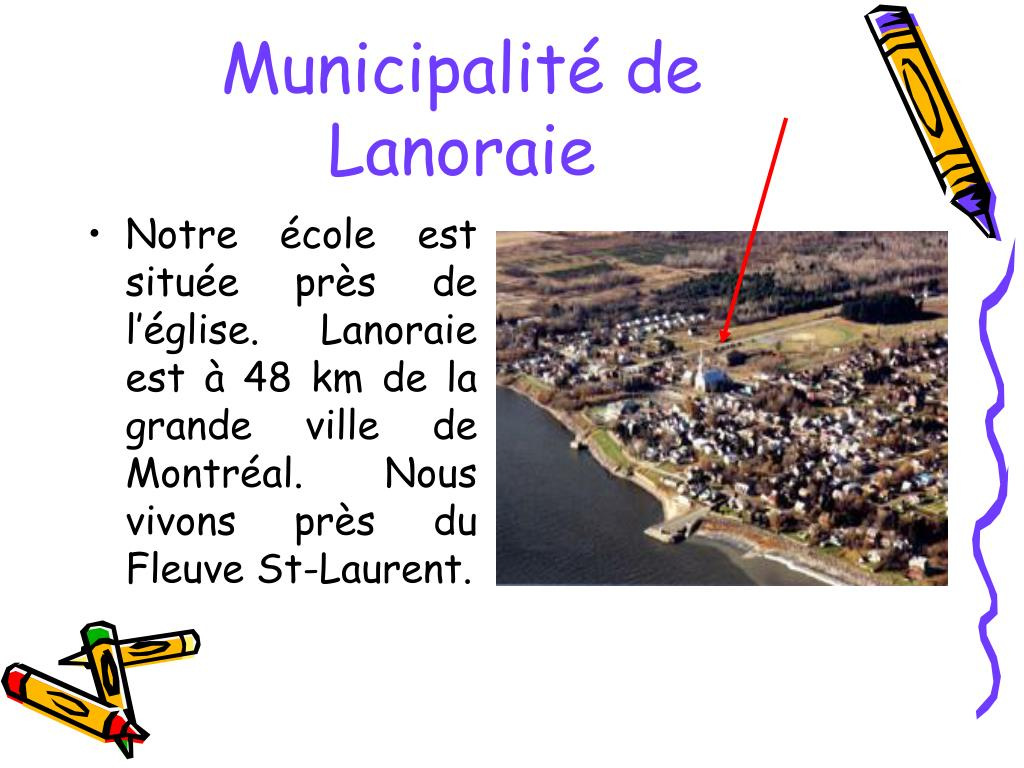 Municipalité de Lanoraie