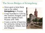 the seven bridges of k nigsberg4