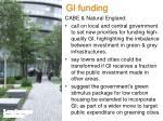 gi funding