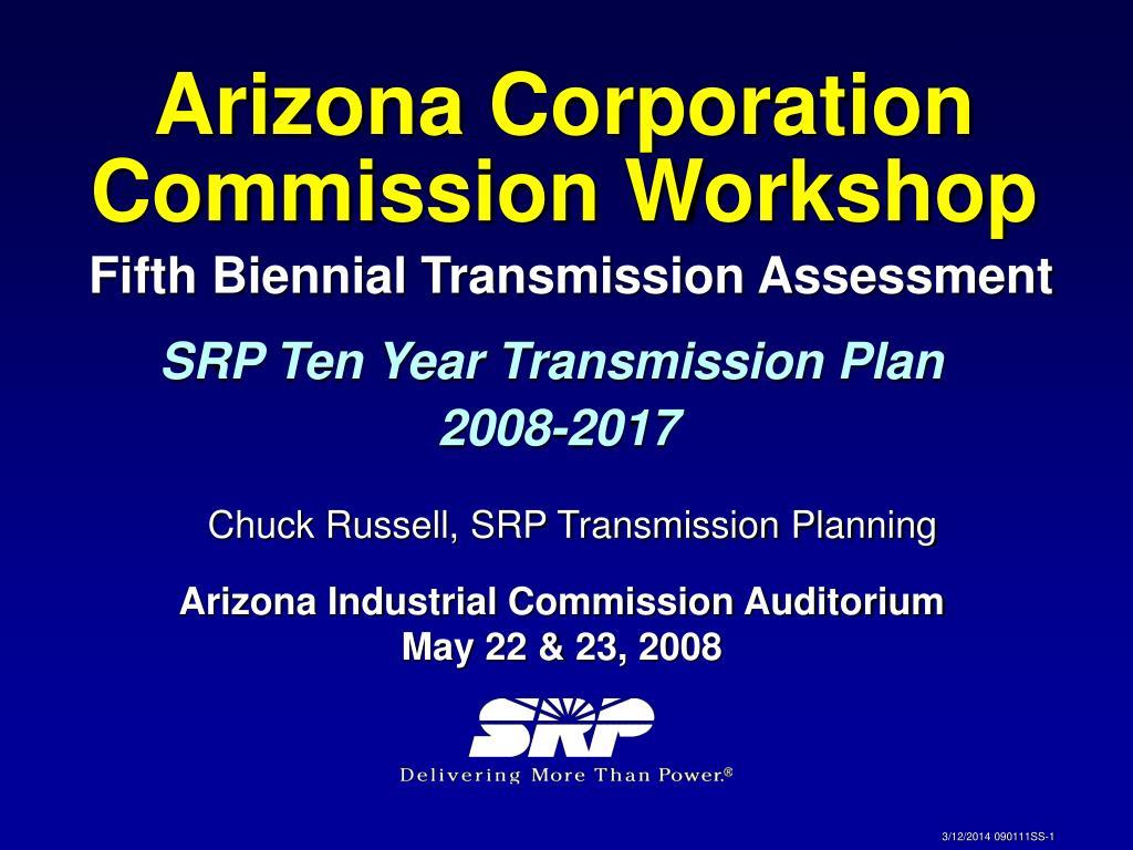 Arizona Corporation