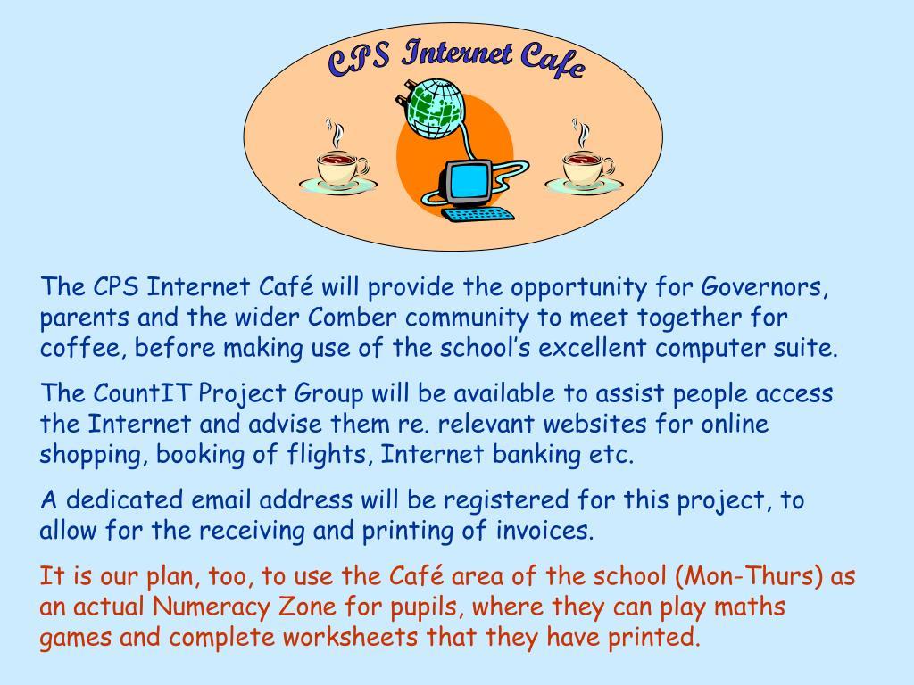 CPS Internet Cafe