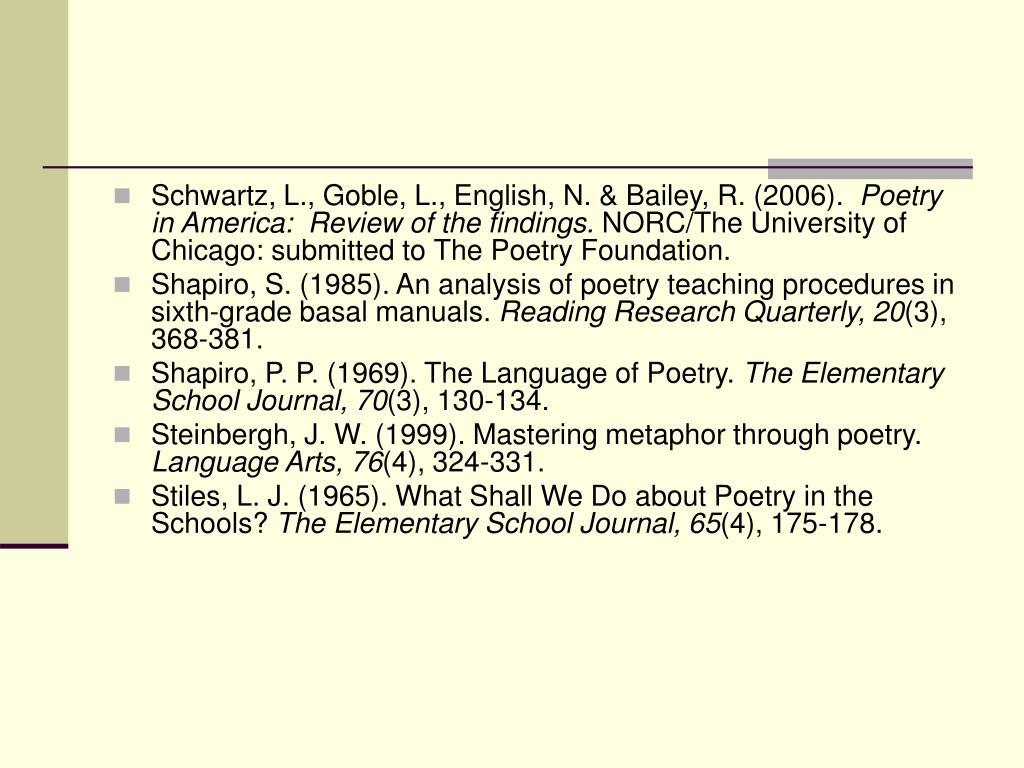 Schwartz, L., Goble, L., English, N. & Bailey, R. (2006).
