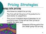 pricing strategies46