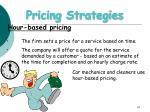 pricing strategies47
