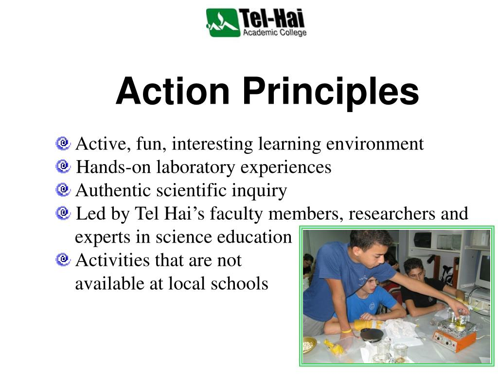 Action Principles