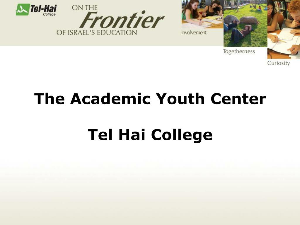 The Academic Youth Center