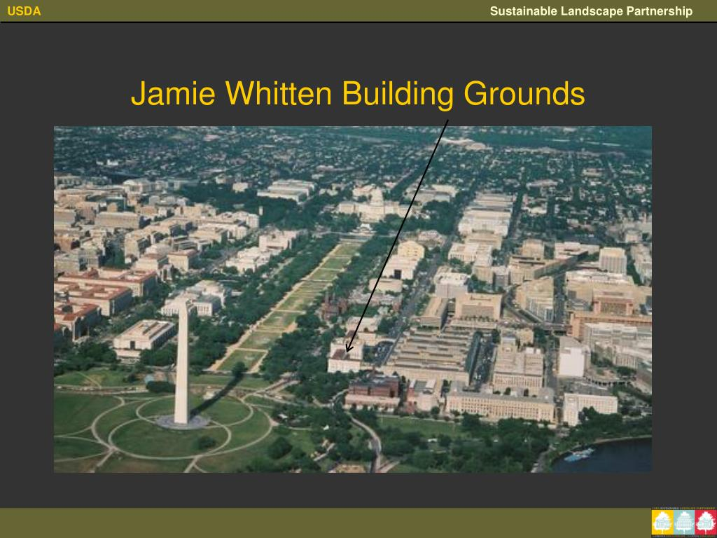 Jamie Whitten Building Grounds