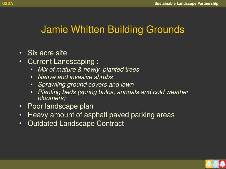 Jamie whitten building grounds3