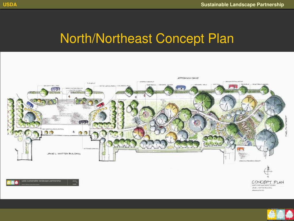 North/Northeast Concept Plan