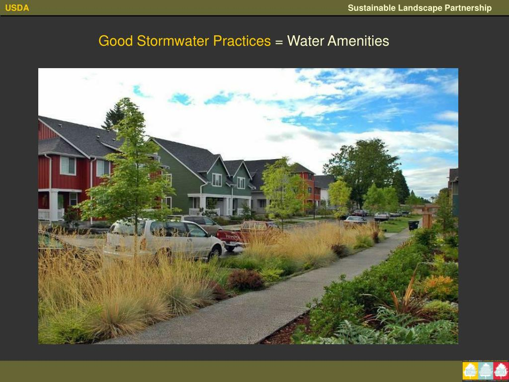 Good Stormwater Practices