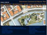 waterfront promenade basin h park plan