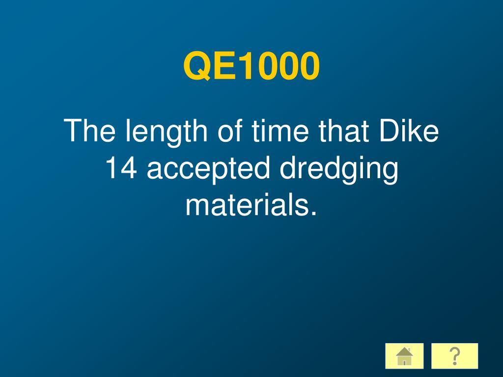 QE1000