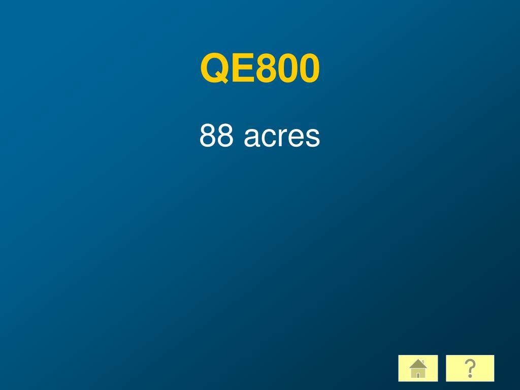 QE800