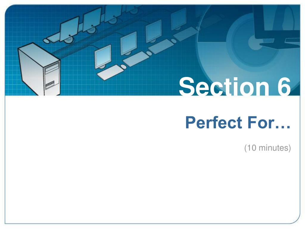 Section 6: Perfect Novell Linux Desktop Solution For…