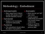 methodology embodiment10