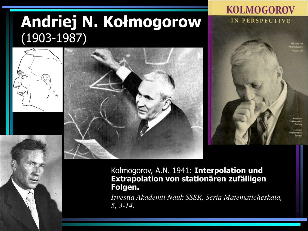 Andriej N. Kołmogorow