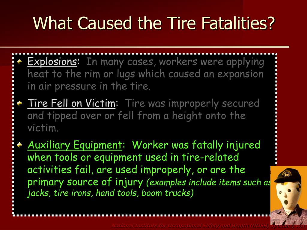 What Caused the Tire Fatalities?