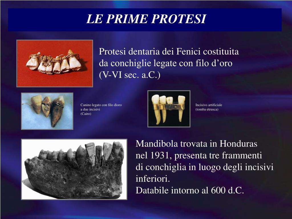 Mandibola trovata in Honduras