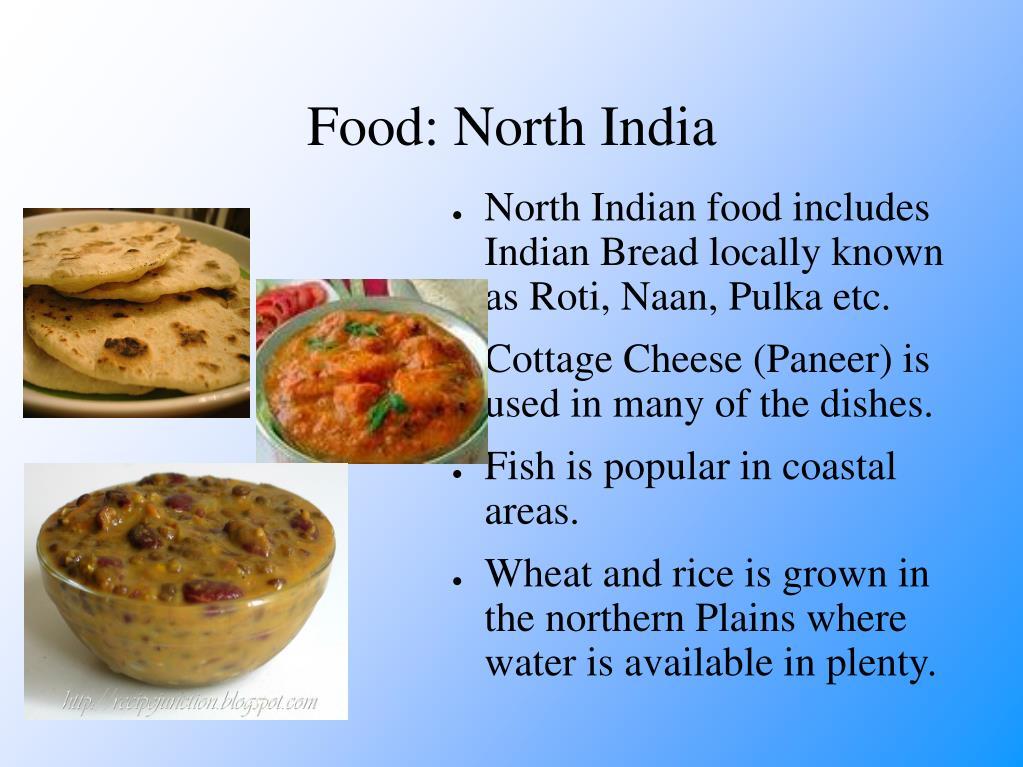 Food: North India