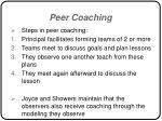 peer coaching24