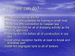 what we can do18