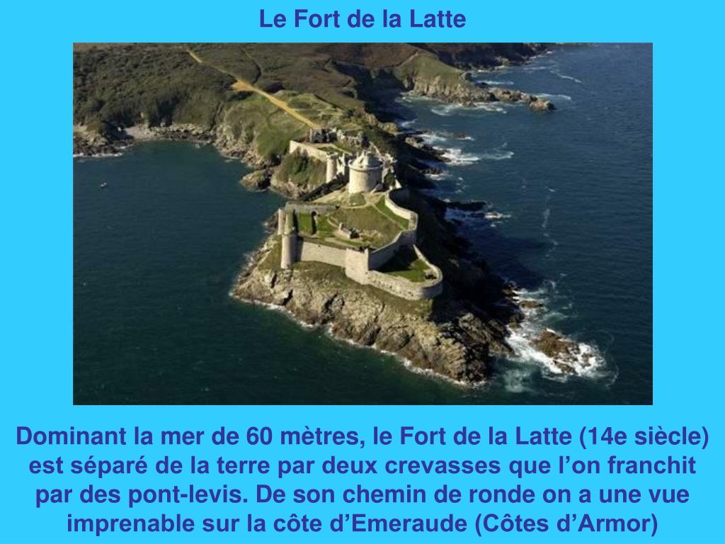 Le Fort de la Latte