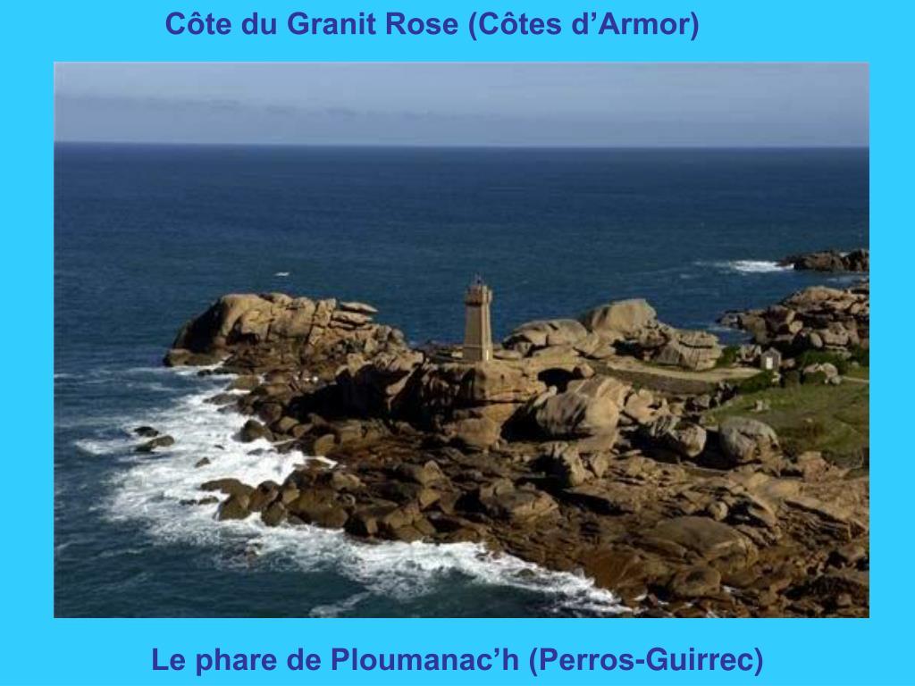 Côte du Granit Rose (Côtes d'Armor)