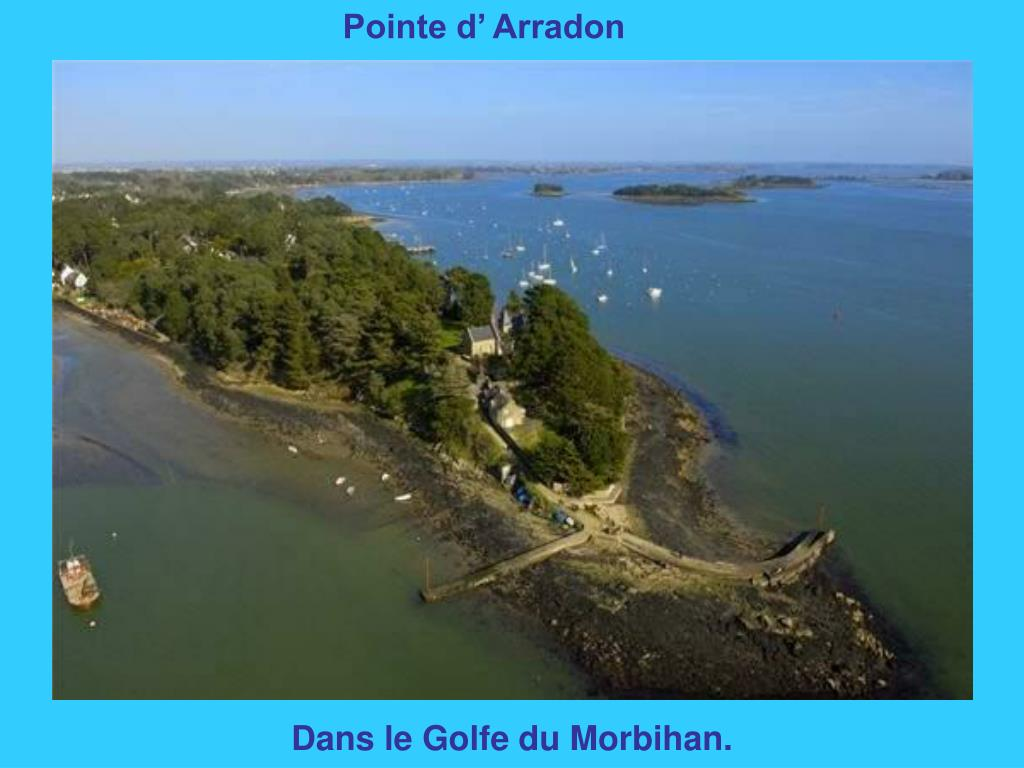 Pointe d' Arradon