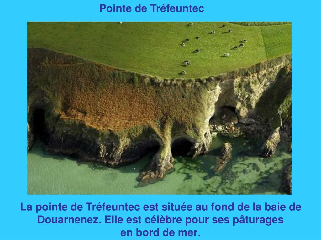 Pointe de Tréfeuntec