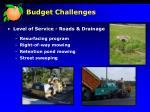 budget challenges21
