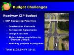 budget challenges31
