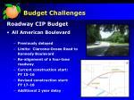 budget challenges40