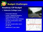 budget challenges41